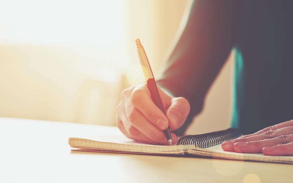 Schrijfcursus