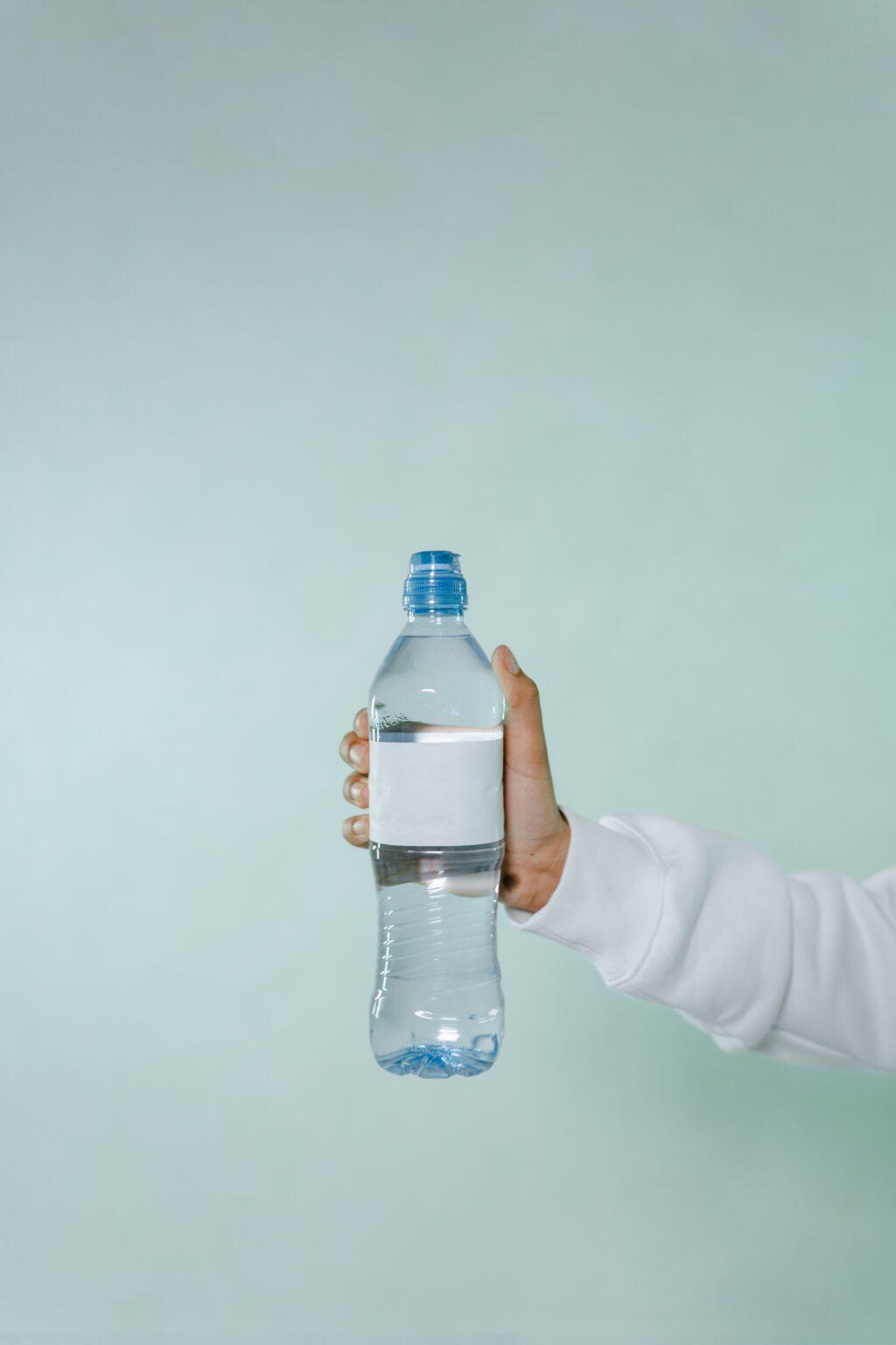 flesjes water bedrukken